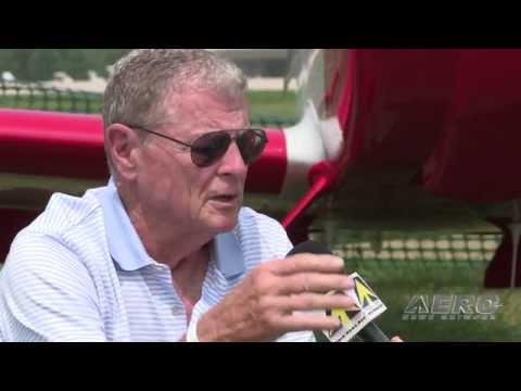 Aero-TV: Pilot/Senator Jim Inhofe - Straight Talk From Oshkosh 2014, Part 1
