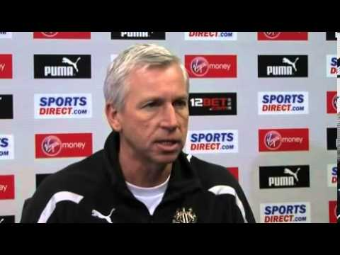Pardew rules himself out of Stoke Job