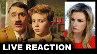JoJo Rabbit Trailer REACTION
