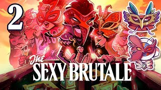[OLD] The Sexy Brutale: Gambling Lives Away ✦ Part 2 ✦ astropill (ft. Doughy)