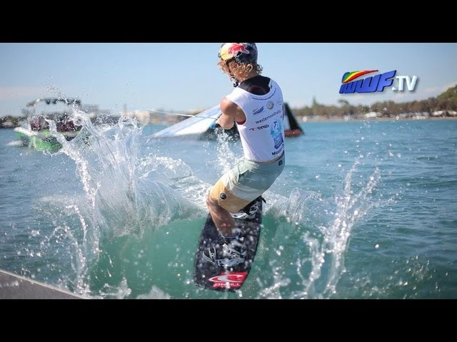 Wakeboard World Cup 2013 - Return to Oz