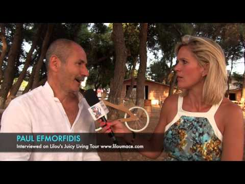Re-inventing beds and bikes - Efmorfidis Paul, Athens GREECE