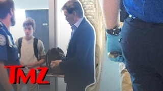 Pierce Brosnan Tried To Board A Plane With A Knife!