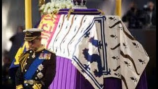 The Queen Mum's Lying in State-