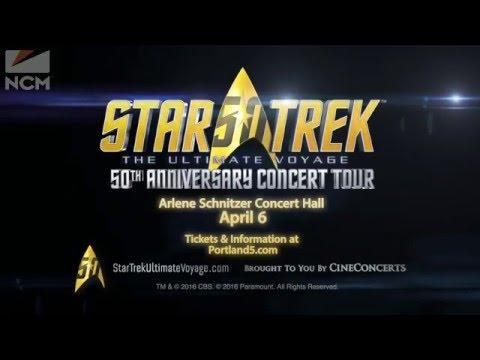 Star Trek: The Ultimate Voyage - April 6 at Arlene Schnitzer Concert Hall