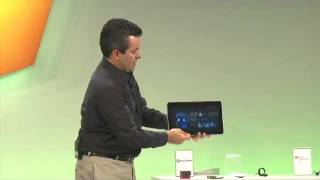 Microsoft Windows 8 Event at Computex 2011
