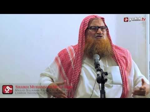 Pengajian: Hukum Mengucapkan Selamat Natal & Ikut Dalam Perayaan Natal, Syaikh Muhammad Musa Nasr