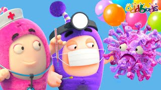 Oddbods | NEW | THANK YOU, DOCTORS & NURSES | Funny Cartoons For Kids