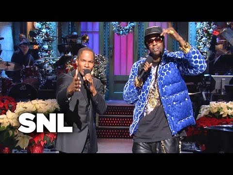 Jamie Foxx Monologue: How Black Is That? - Saturday Night Live