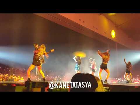 BLACKPINK IN JAKARTA TOUR DAY 2 - Playing With Fire  🔥