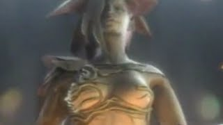 Resident Evil: The Darkside chronicles - Alexia transformation