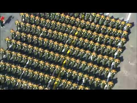 Военный Парад Победы на Красной площади 9 Мая 2015 г Москва Первый канал