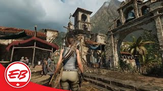 Shadow Of The Tomb Raider: Vibrant Locations Vignette -  Square Enix | EB Games