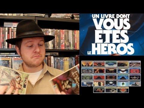 Sur le Rail de mon Indifférence : Les livres dont VOUS êtes le héros