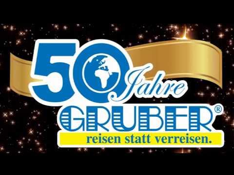 50 Jahre GRUBER-reisen