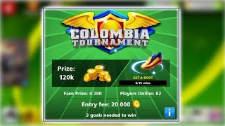 SOCCER STARS COLOMBIA Tournament How TO WIN Tips And Tricks