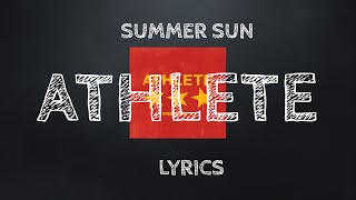 Watch Athlete Summer Sun video