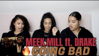 Meek Mill - Going Bad feat. Drake (Official Video) REACTION/REVIEW