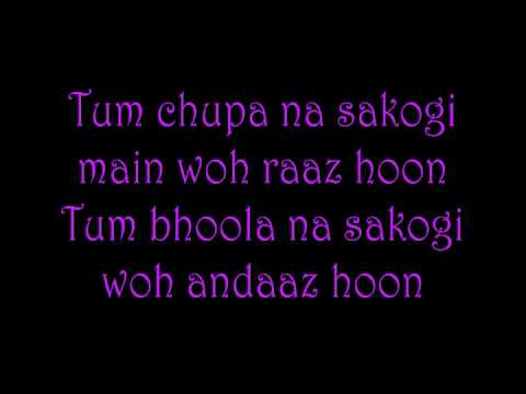 Main Yahan Hoon Lyrics
