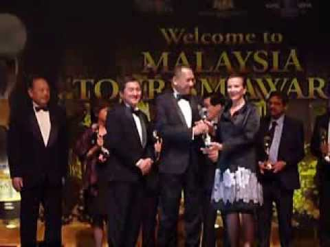 Malaysia Tourism Awards 2012/13: Best Foreign Tour Operator