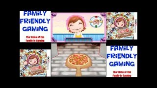 Cooking Mama 5 Bon Appetit Pizza
