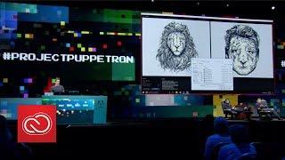 download lagu #projectpuppetron: Adobe Max 2017 Sneak Peeks  Adobe Creative gratis