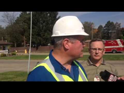 Officials talk about Stark County oil and natural gas leak