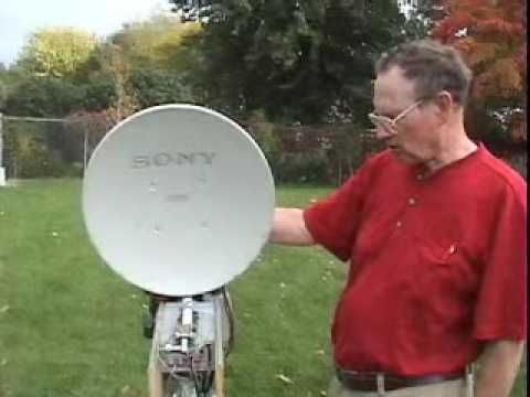 KCØP - 10 GHz Microwave Station, Part 1