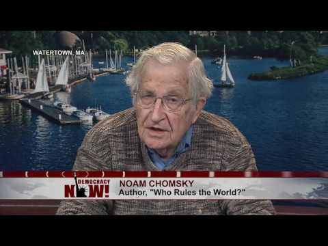 Chomsky: Today's GOP is a Candidate for Most Dangerous Organization in Human History