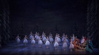 The Nutcracker The Waltz Of The Snowflakes The Royal Ballet
