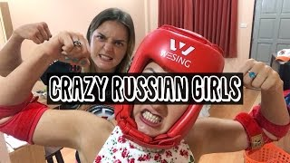 RUSSIAN GIRLS ARE CRAZY!