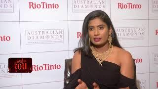 Mithal Raj, Captain, Indian Women's Cricket Team on Australian Diamonds As Real As You