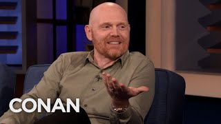 "Bill Burr & His 2-Year-Old Daughter Walked Out Of ""Dumbo"" - CONAN on TBS"