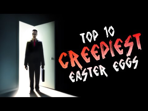 My Top 10 Creepiest Video Game Easter Eggs and Secrets (Part 2)