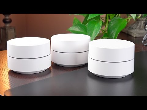 Google Wifi: Unboxing. Setup & Review
