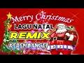 LAGU NATAL DJ REMIX PALING KEREN JOY TO THE WORD FEAT CLUMZTYLE