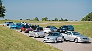Best Cars for $20K: Part I of III - CAR and DRIVER