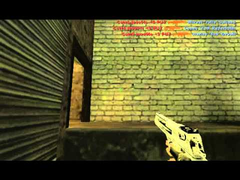 Retro: Counterstrike 1.6 Movies - snajdans hs