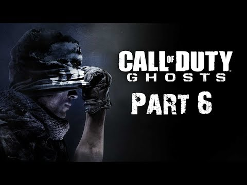 Call of Duty Ghosts Gameplay Walkthrough Part 6 – Campaign Mission 6 – Legends Never Die