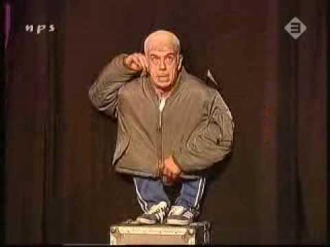 show gracioso - funny magic tricks