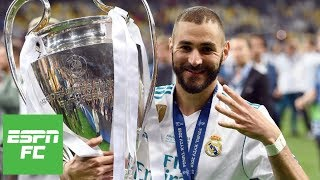 Thibaut Courtois in, Karim Benzema out at Real Madrid? | ESPN FC