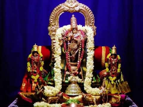 Bhakthi Rasa (3) - Sanskit Carnatic Krithi (Raga Gaulipantu) -...