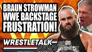 Edge WWE In-Ring Return?! Braun Strowman FRUSTRATED With WWE Creative! | WrestleTalk News Aug. 2019