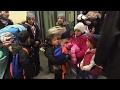 Syrian refugees arrive in Syracuse, NY amid uncertainty of Trump travel ban