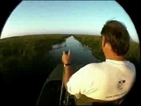 Air Boat Ride - Lake Okeechobee, Fl.