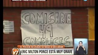 Visión 7: Eric Milton Ponce está muy grave (2)