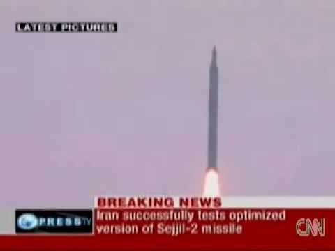 Sejjil-2 missile puts racist colonialist occupiers on notice