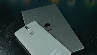 OnePlus One MIME Ghost Glass Unboxing, Installation, and Review