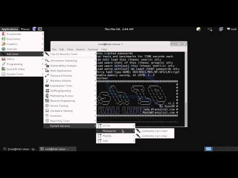 Kali Linux - Overview