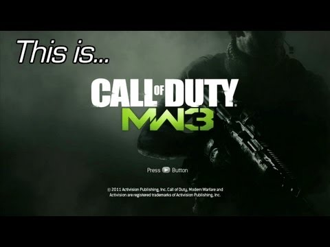 This is... Call of Duty: Modern Warfare 3
